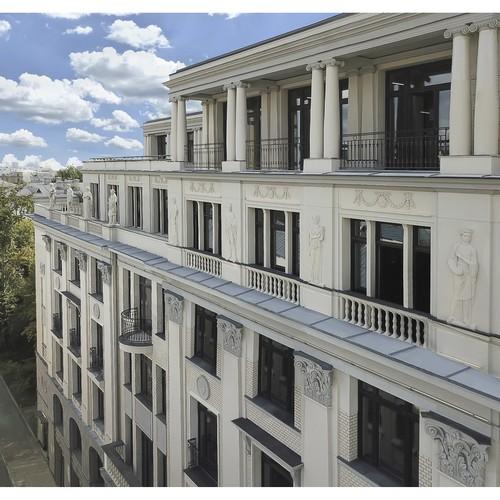 Sawatzky стала управляющей компанией клубного дома «Малая Бронная 15»