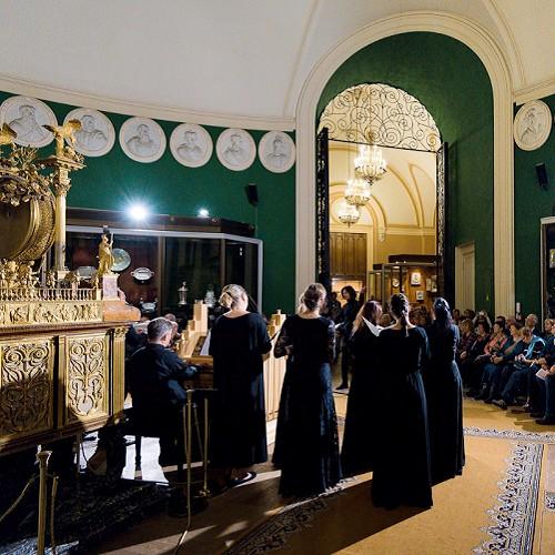 VI Музыкальный фестиваль «Посольские дары» в Музеях Московского Кремля