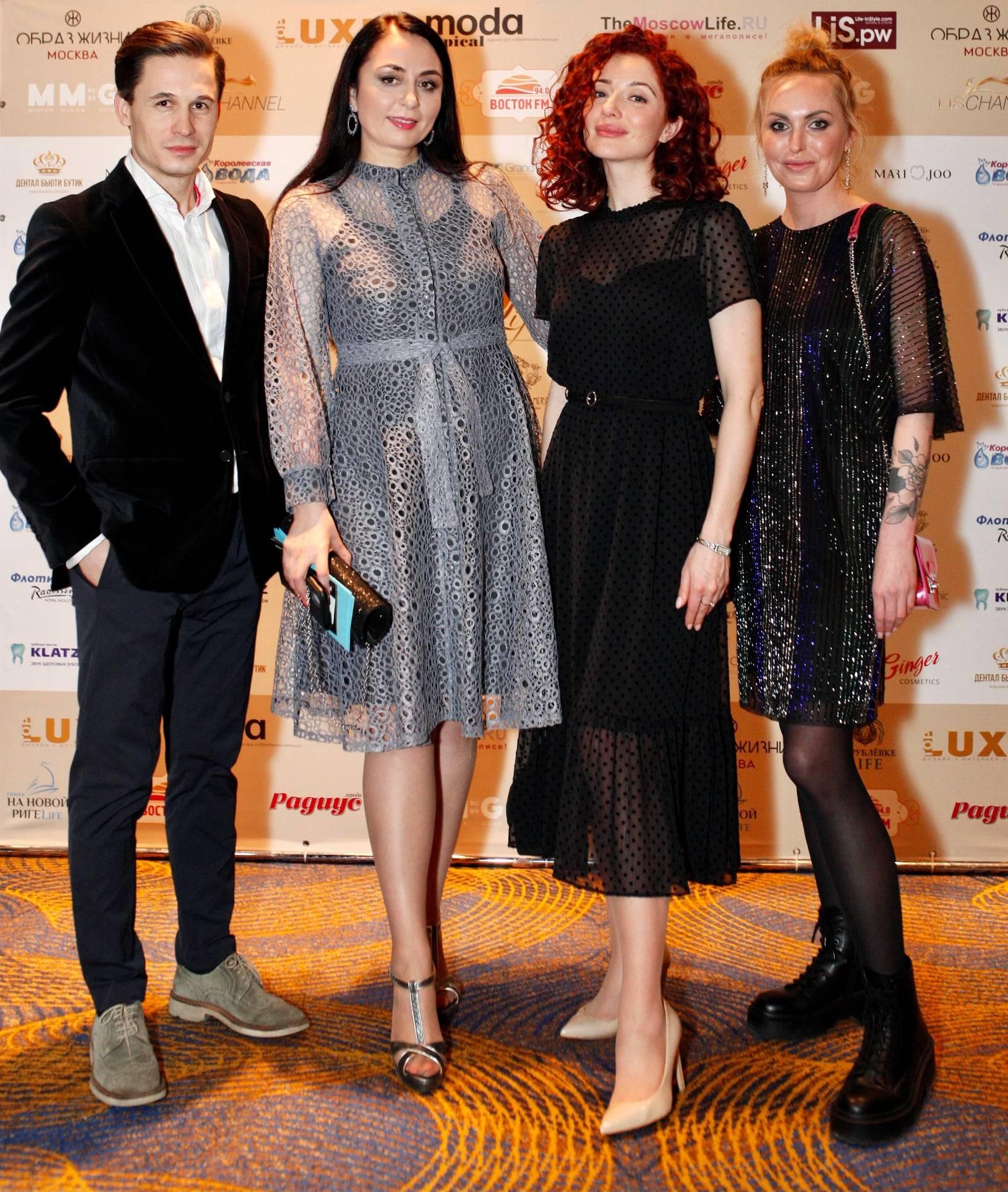 Четвертая премия The Moscow Life & Business Awards пройдет в Москве