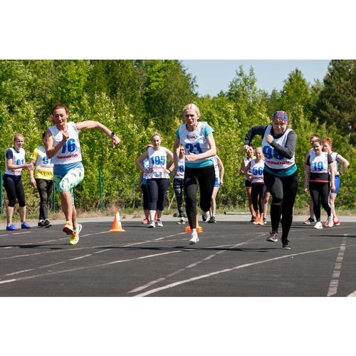 Энергетики сформировали сборные по легкой атлетике и гиревому спорту