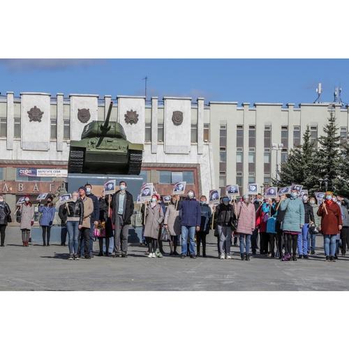 Уралвагонзавод славит фронтовиков и тружеников тыла