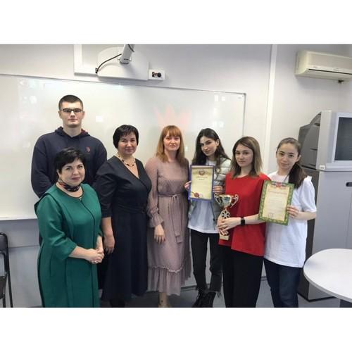 Студенты КБГУ стали призерами Межвузовской студенческой олимпиады