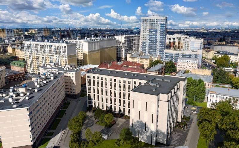 ГК «ПСК» открыла продажи апартаментов в Moskovsky Avenir