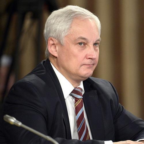 А. Белоусов провёл совещание по отбору проектов для финансирования