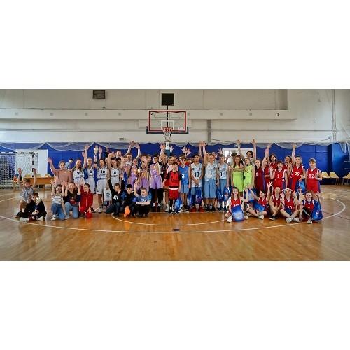 Смоленская АЭС: атомщики провели марафон Победы по баскетболу