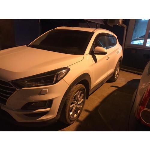 Угнанный в Петербурге кроссовер Hyundai нашли в Самарской области