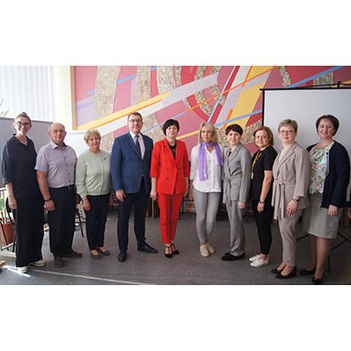 Сотрудничество ОмГПУ с Витебским институтом развития образования
