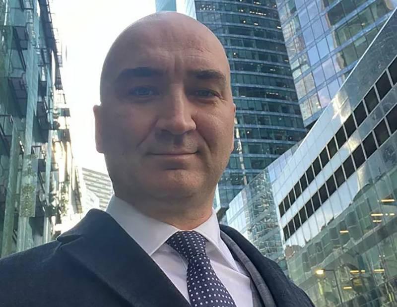Генеральным директором Первого ДСК стал Михаил Рогозин