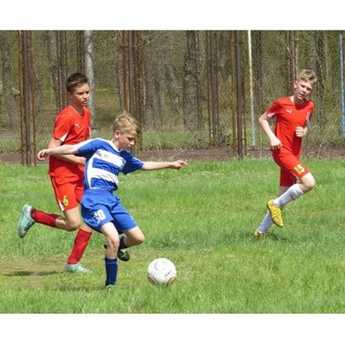 «РуссНефть» поддержала благотворительную программу «Живи футболом»