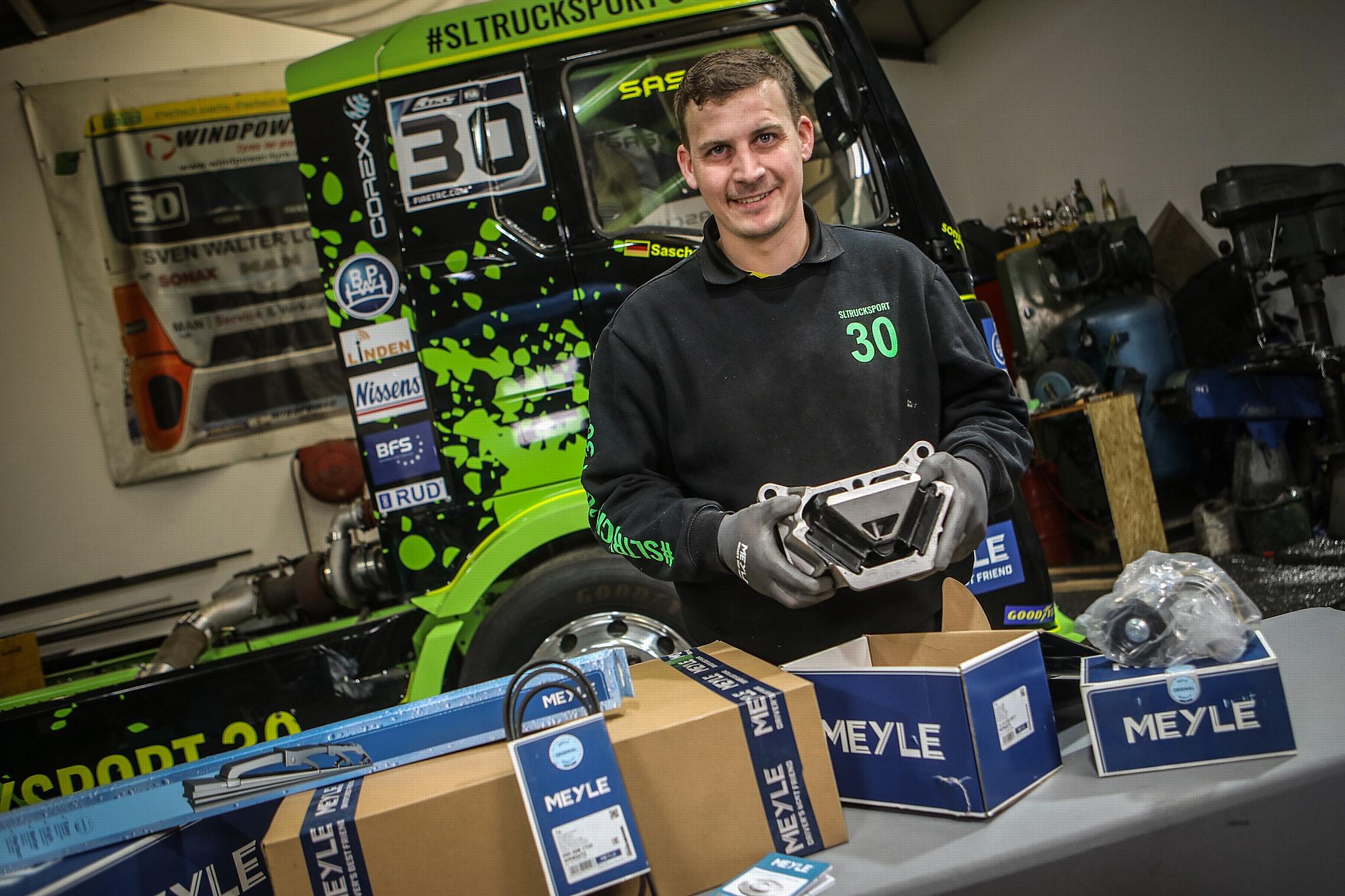 Гонки на грузовиках: Meyle открывает гоночный сезон 2021