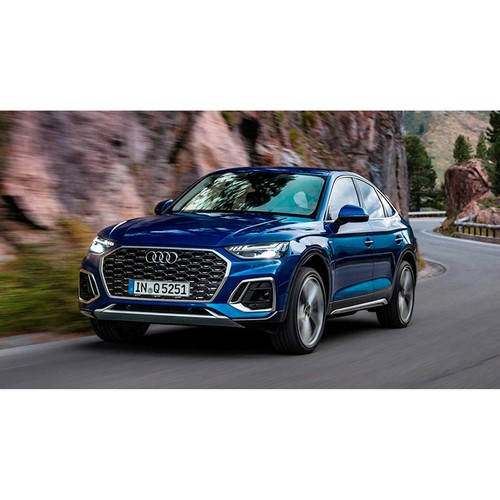 Audi Q5 Sportback доступен для заказа клиентам «Балтийского лизинга»