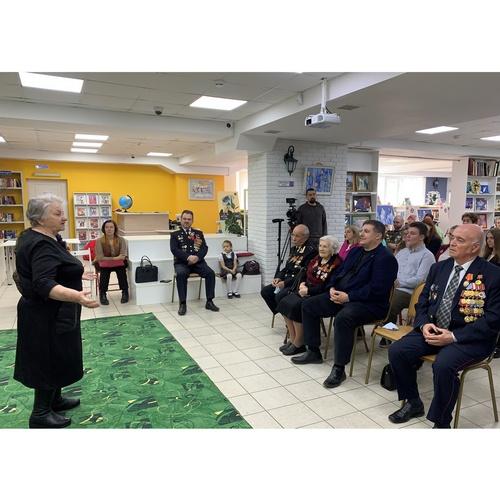 Камчатские ветераны приняли участие в музыкально-поэтическом вечере