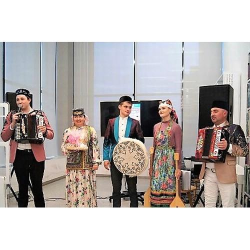 «Мишар» из Чувашии возрождает татарские этномузыкальные традиции