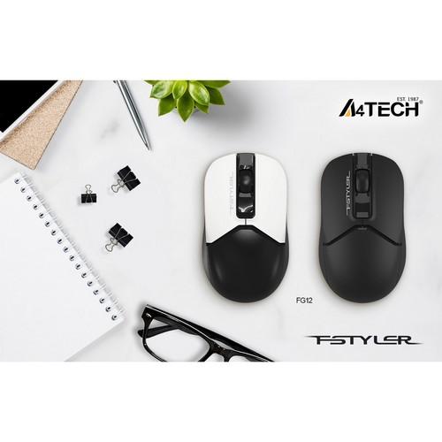A4Tech представила мышь FG12 – беспроводную версию популярной FM12
