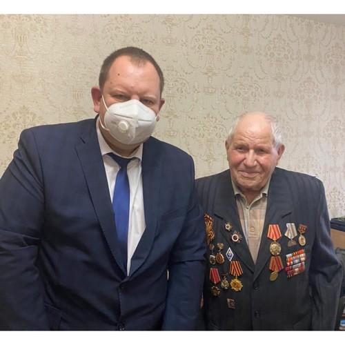 Сергей Хлусов: «День Победы - подвиг народа, наша память и гордость»