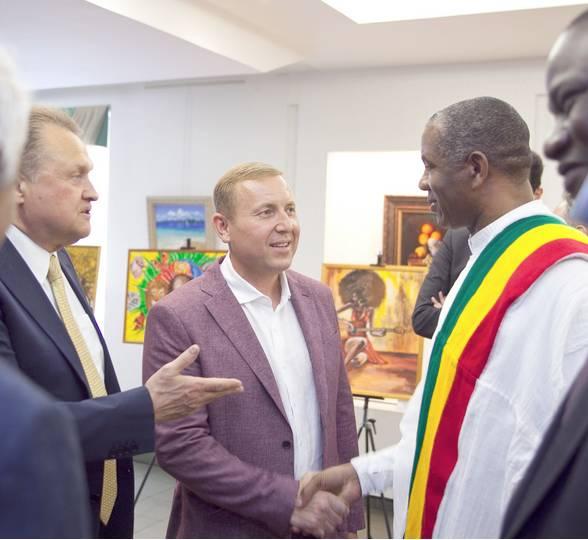 В Москве прошло мероприятие в честь Дня Африки