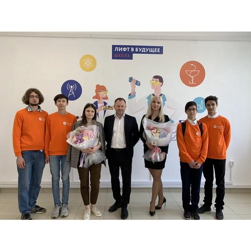 Школьники из Башкортостана прокачали цифровые навыки с Лифт в будущее