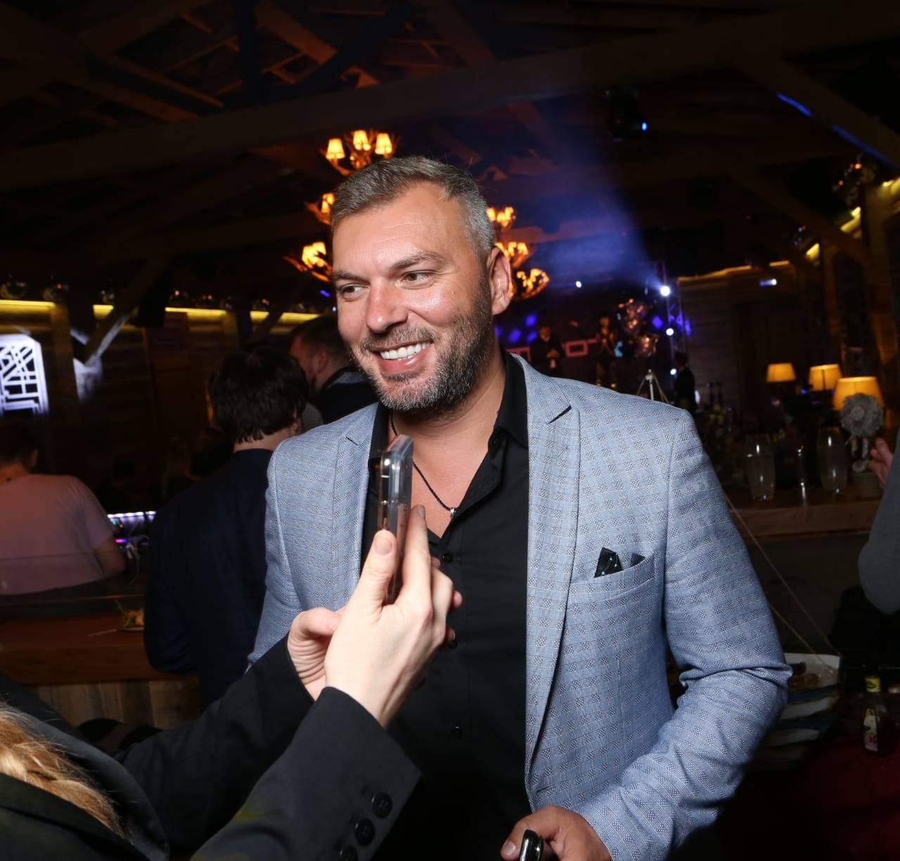 Виталий Форс - создатель бренда украшений Infinito