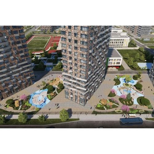 Шестой квартал ЖК «Город на реке Тушино-2018» вышел на финишную прямую