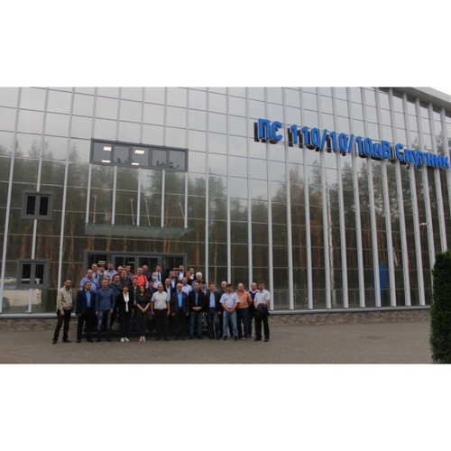 Специалисты из Черноземья ознакомились с работой подстанции Спутник