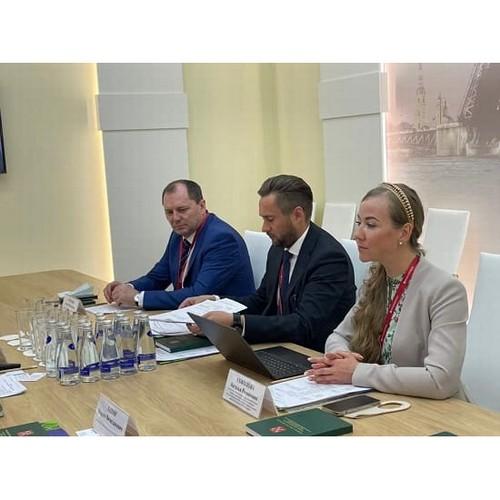 На ПМЭФ-2021 обсудили вопросы перехода к «зеленой» экономике