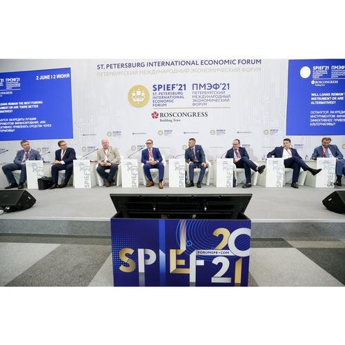 Газпромбанк Лизинг рассказала о лизинге для МСП на ПМЭФ-21