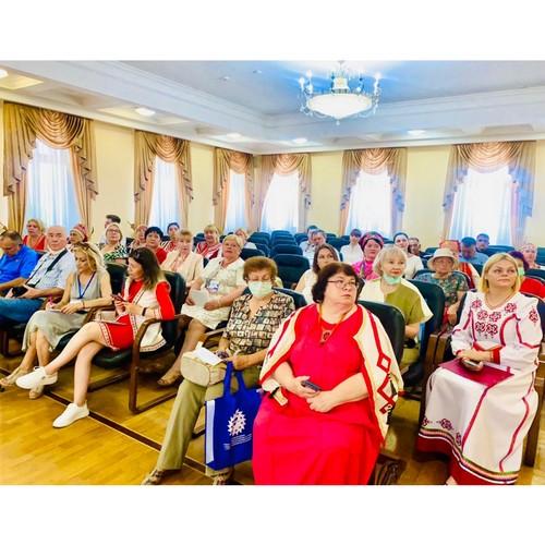 Диалог культур волжских народов объединил культуры, регионы в Чувашии