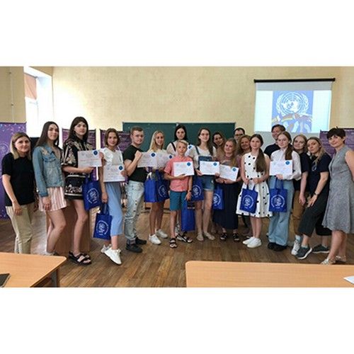 В ОмГПУ прошла Летняя академия по иностранным языкам