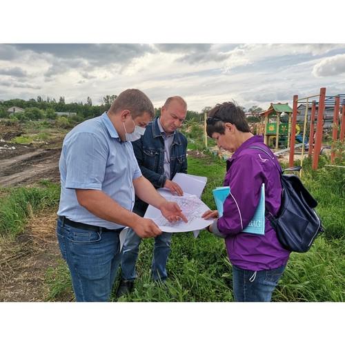 ОНФ помог жителям Орловки отстоять благоустройство и водопровод