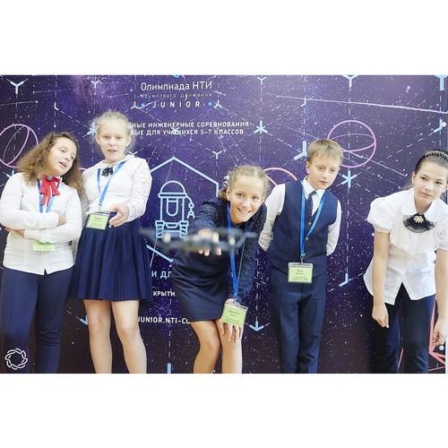 Открыт конкурс разработчиков направлений Олимпиады КД НТИ.Junior
