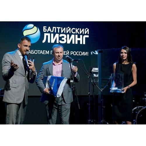 «Балтийский лизинг» стал партнером премии «Твердые знаки»
