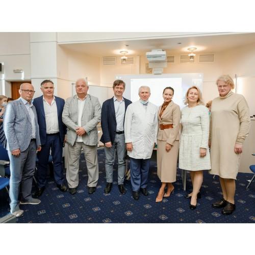 В КДЦ Медси на Белорусской прошло заседание ученого совета Медси