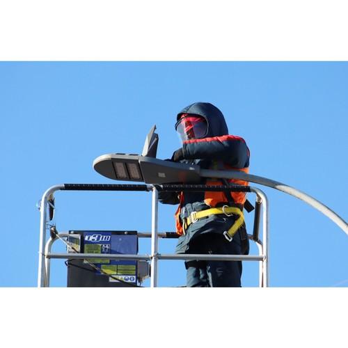 «Удмуртэнерго» продолжает модернизацию уличного освещения Ижевска