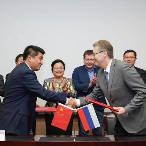 Китайские партнёры заинтересовались опытом ИЦЦТМ по цифровым двойникам