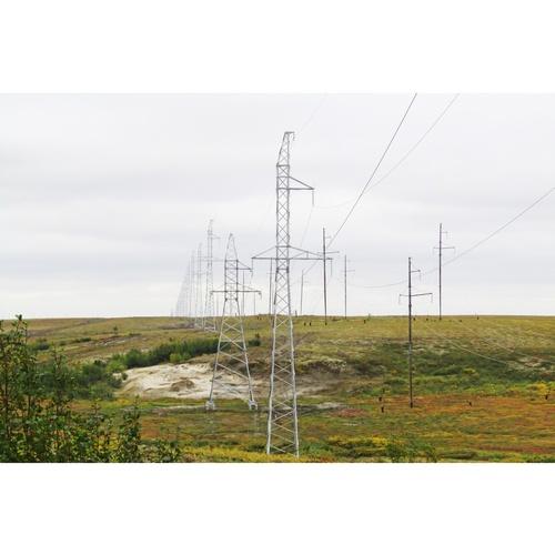 Энергетики реконструируют ЛЭП для крупнейшего месторождения в ЯНАО