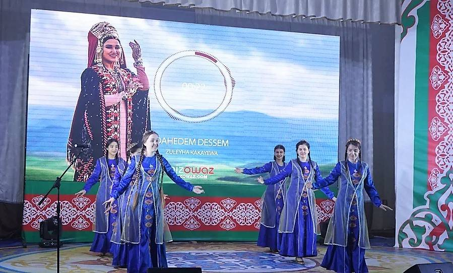 Концерт Урмай залида состоялся на родине его автора в Чувашии