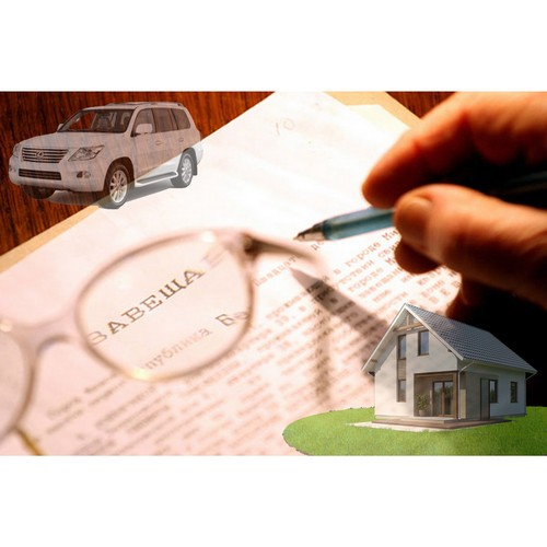 Полученную в наследство недвижимость зарегистрирует за вас нотариус