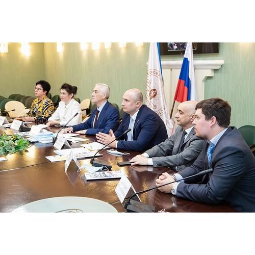 УрГЭУ и УрО ВЭО России расширяют круг взаимовыгодного сотрудничества