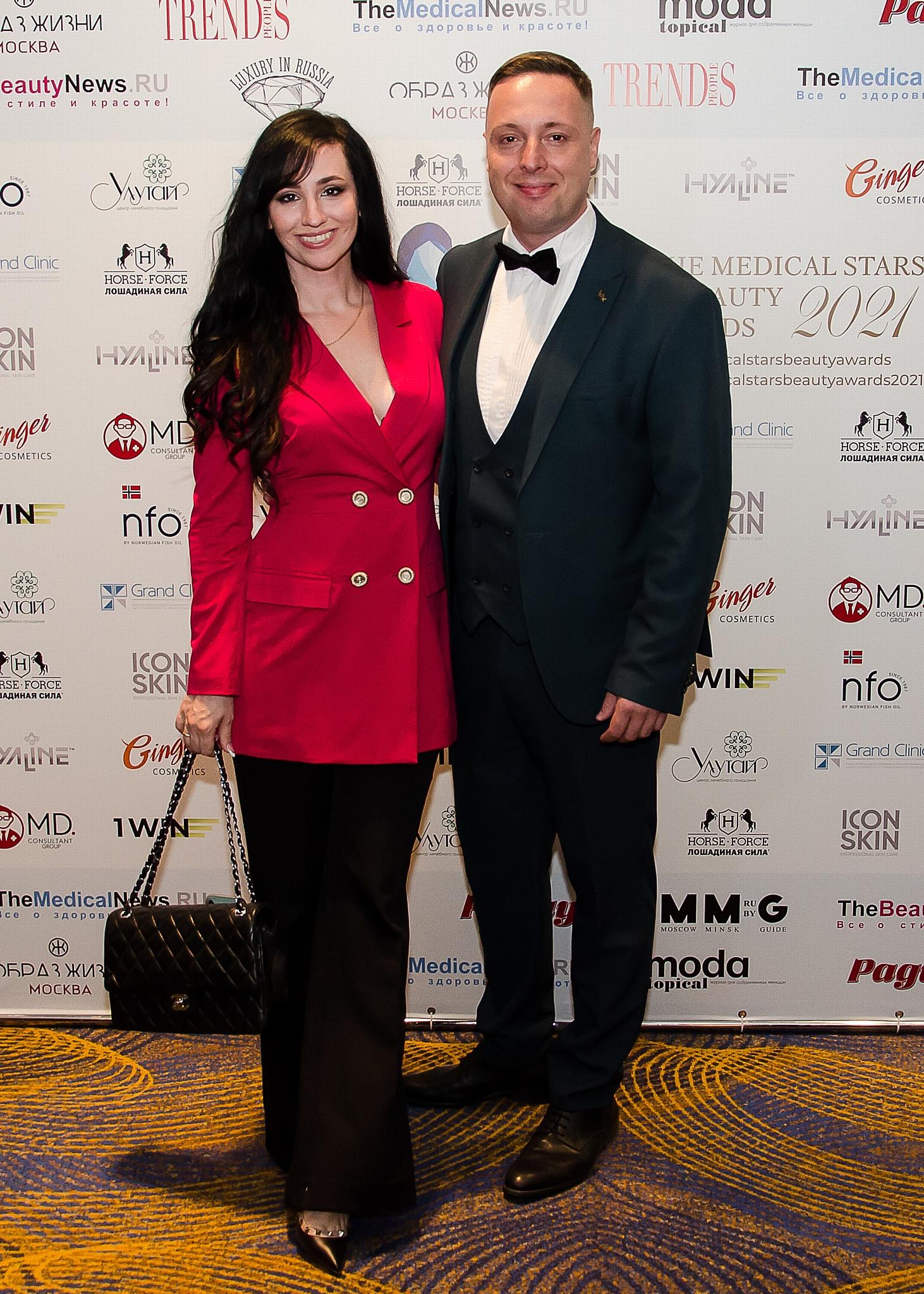 Международная премия The Medical Stars & Beauty Awards прошла в Москве