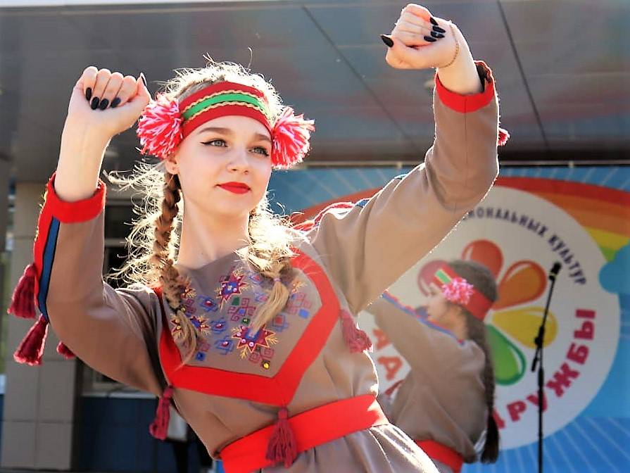 «Радуга дружбы» объединила народы и таланты Чувашии