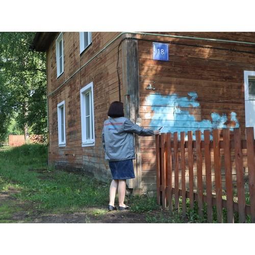 ОНФ в Коми ликвидировал надписи с рекламой наркотических веществ