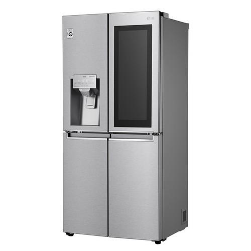 Новая линейка холодильников LG InstaView™ Door-in-Door