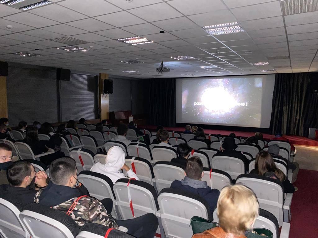 Показ фильмов на фестивале «От винта!» в Болгарии