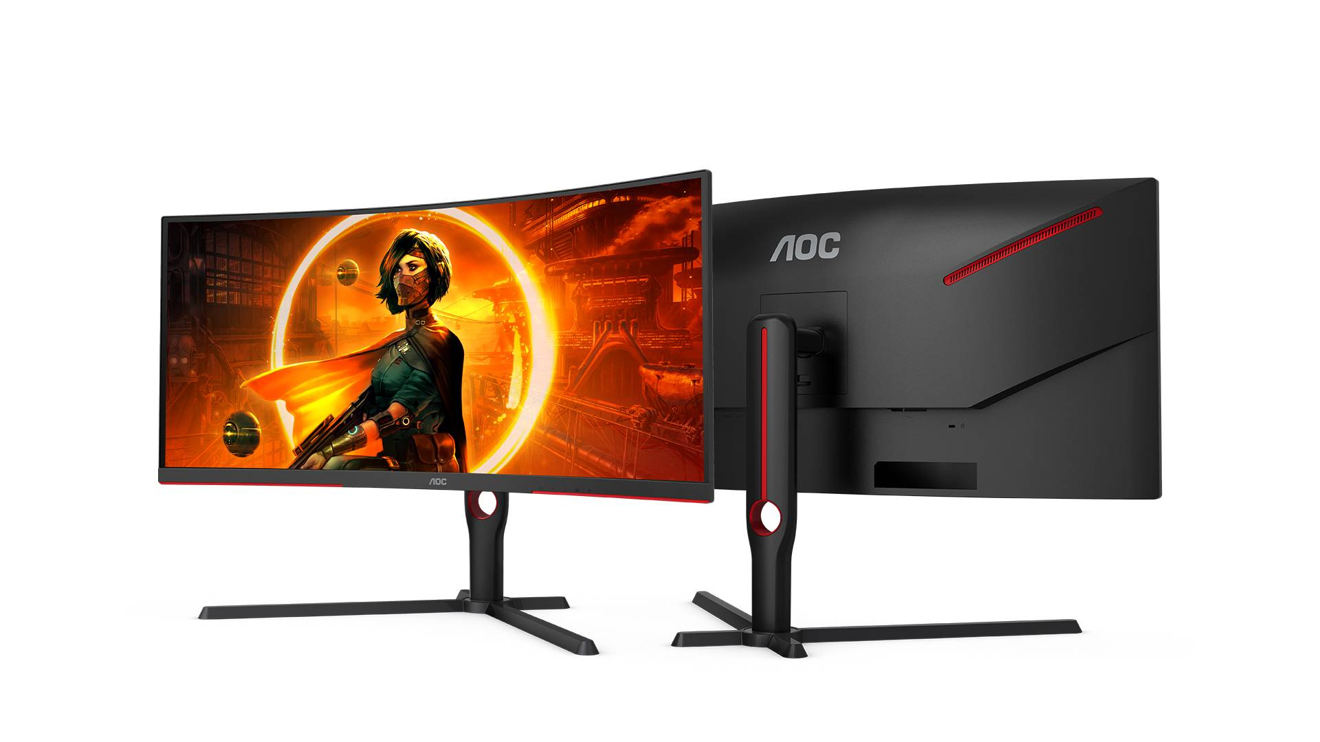 Новые игровые мониторы серии AOC Gaming G3