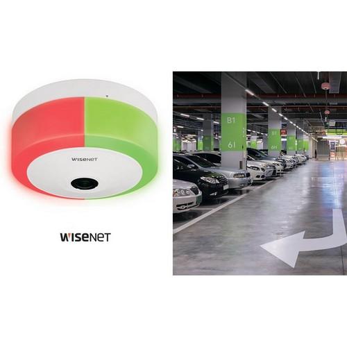 Интеллектуальная система управления парковкой от Wisenet