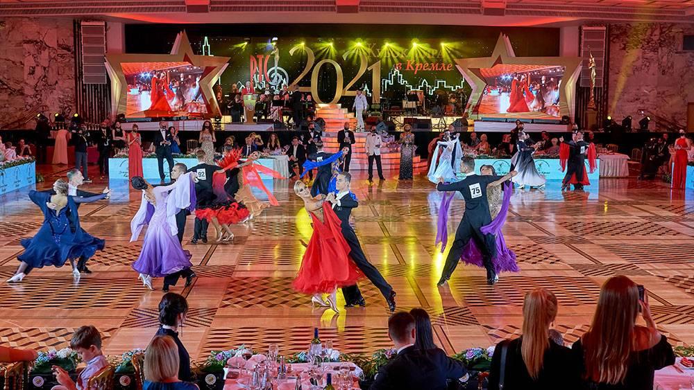 Блестящий Кубок мира 2021 по спортивным бальным танцам
