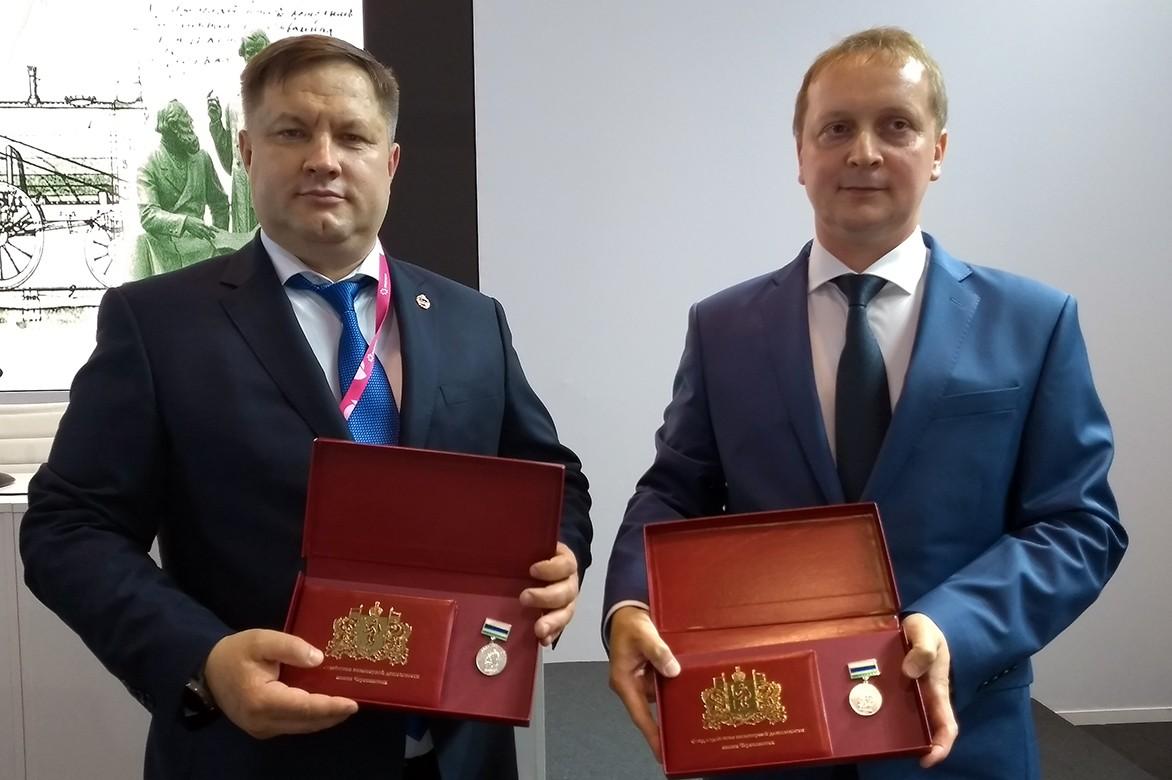 Инженеры Уралвагонзавода получили престижную премию Черепановых