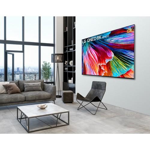 Телевизор LG Qned с технологией подсветки Mini Led