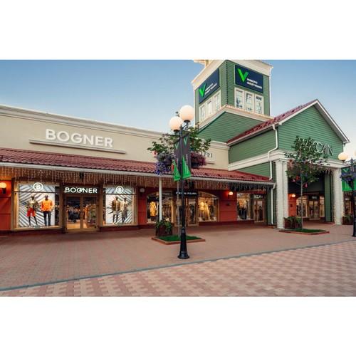 Во Vnukovo Outlet Village открыт после реновации магазин Bogner