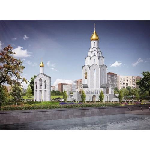 Храм святого равноапостольного князя Владимира в Тушине начал работу